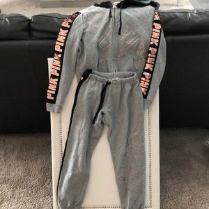 Other - Pink / VS Sweat Suit